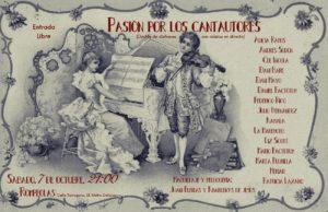 Pasión por los cantautores @ Rompeolas locales y aulas | Madrid | Comunidad de Madrid | España