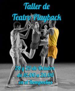 Taller de Teatro Playback @ Rompeolas Locales y Aulas de Ensayo | Madrid | Comunidad de Madrid | España