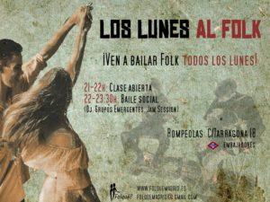 ¡Los lunes al Folk! con Folqué? @ Rompeolas Locales y Aulas de Ensayo | Madrid | Comunidad de Madrid | España
