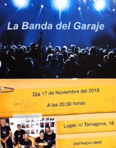 LA BANDA DEL GARAJE... en concierto!!!! @ Rompeolas Locales | Madrid | Comunidad de Madrid | España