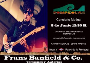 Fran Banfield & Co. (Versiones y autorías) @ Rompeolas Locales