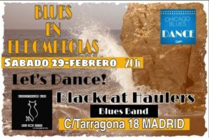 Chicago Blues Dance con Blackcat Haulers... @ Rompeolas Locales