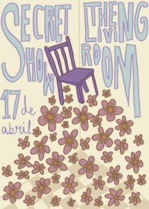 The Living Room: Secret Show @ Rompeolas Locales